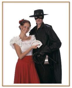 Zorro og Señortia (TN)